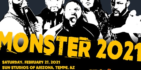 IZW MONSTER 2021: Crowning A New Champion! presented by Big Lip Radio tickets