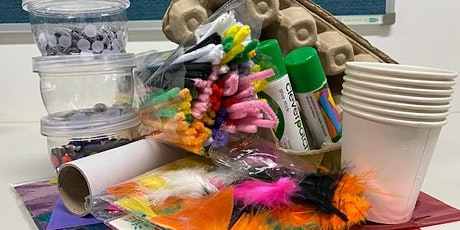 Crafternoon (Ages 4-12) tickets