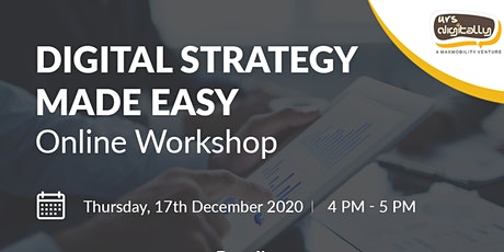 Digital Strategy Made Easy tickets