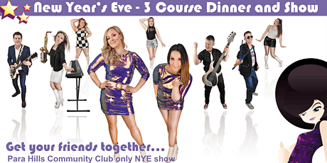 New Years Eve with Fizzy Pop tickets