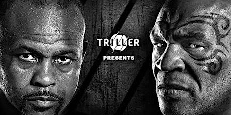 Mike Tyson vs. Roy Jones Jr. tickets