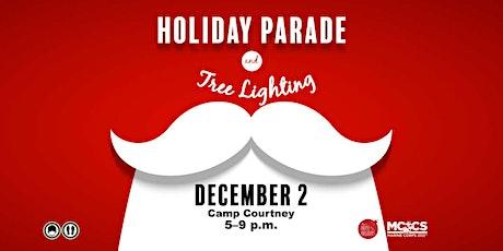 Santa at Camp Courtney Holiday Parade and Tree Lighting Ceremony MCCS 2020 tickets
