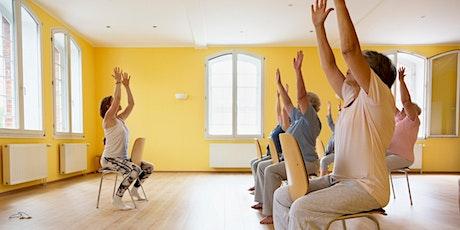 Adaptive Chair Yoga Training Workshop (YACEP Eligible) tickets