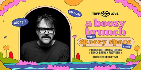 A Boozy Brunch with Spacey Space, Dec 13th tickets