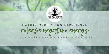 Letting go in Nature | Experiences to release negative energy tickets