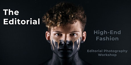 The EDITORIAL – a one day advanced portfolio building workshop tickets