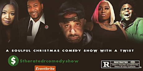 The Rated R Comedy Show 11 tickets