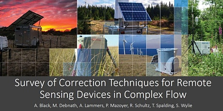 Survey of Correction Techniques for Remote Sensing Devices in Complex Flow