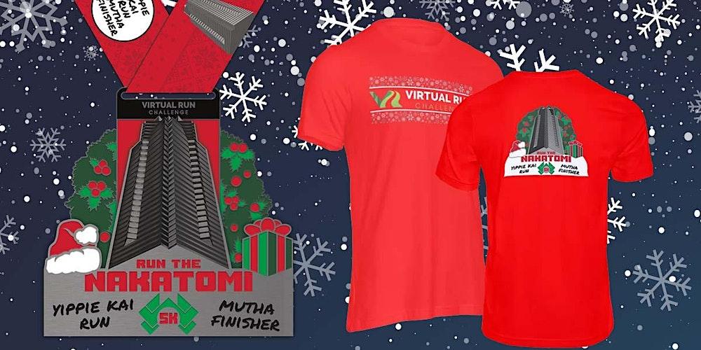 2020 Nakatomi Christmas Party 5k Run Walk   Atlanta Registration