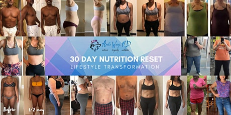 30 Day Nutrition Reset tickets
