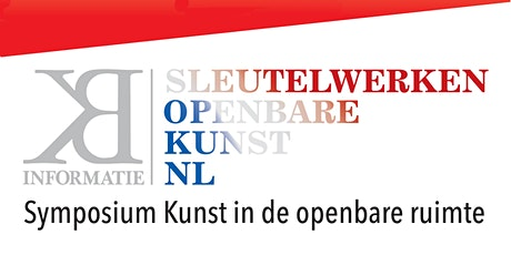 Symposium Kunst in de openbare ruimte 20 januari 2021 tickets
