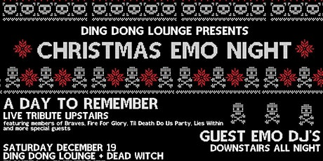 Emo Night tickets