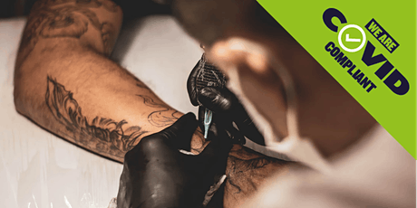 COVID-19: Compliance and Support for Tattooing, SPM and Body Piercings tickets