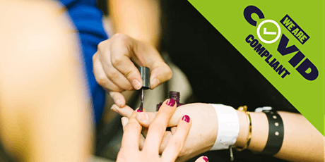 COVID-19: Compliance and Support for General Beauty (including nails) tickets
