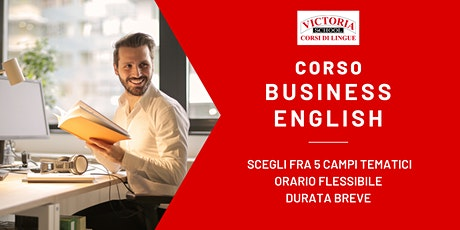 BUSINESS ENGLISH FREE biglietti