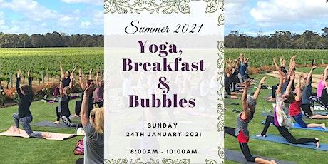 Yoga, Breakfast & Bubbles Summer 2021 tickets