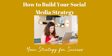 How to build your Social Media Strategy tickets