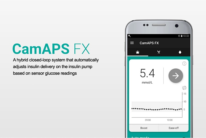 CamAPS FX Webinar 9: managing physical activity, meals & other life events image