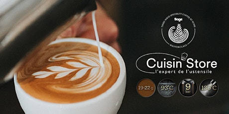 Masterclass en ligne Sage Appliances x Cuisin'Store billets