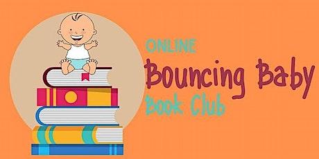 Bouncing Baby Bookclub via Zoom tickets