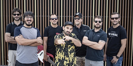 BLACK FANG & DJ ROSVIL (Streaming PONENT ROOTS FESTIVAL) entradas