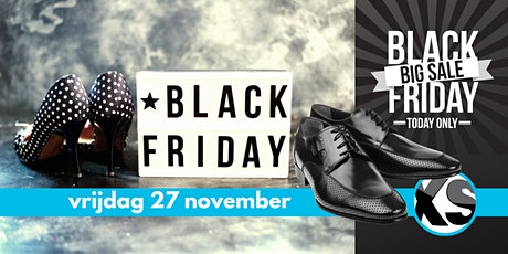 Monstermaatjes Toegangsticket Black Friday vr 27 nov 17.00 - 18.30 uur tickets