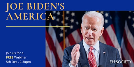 How Will Stocks Perform Under A Joe Biden Presidency? tickets