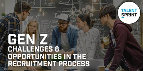 Episode 2: GenZ, Challenges & Opportunities in the recruitment process tickets