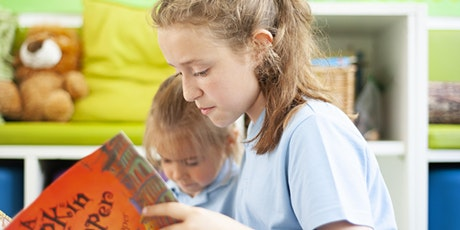 Reading Aloud in the Early Years & KS1 tickets