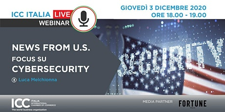 News From U.S.: focus su Cybersecurity biglietti