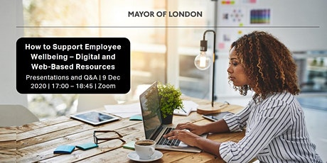 How to support employee wellbeing – digital and web-based resources tickets