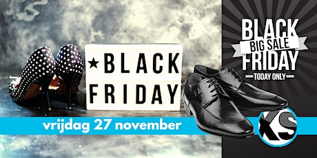 Monstermaatjes Toegangsticket Black Friday vr 27 nov 18.30 - 20.00 uur tickets