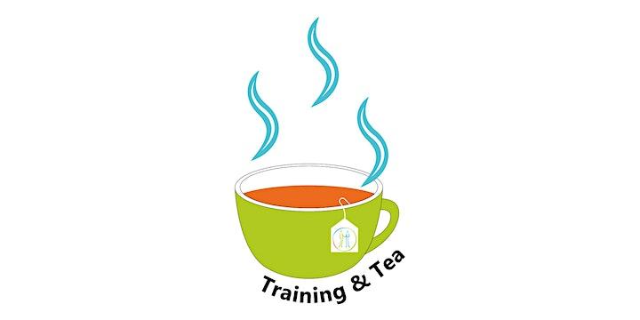 Training & Tea -  Presentation skills image