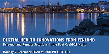 Digital Health Innovation From Finland tickets