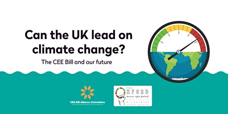 Can the UK lead on climate change? The CEE Bill and our future tickets