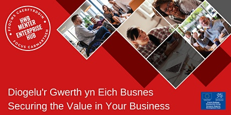 Eiddo Deallusol |Intellectual Property: Securing the Value in your Business tickets
