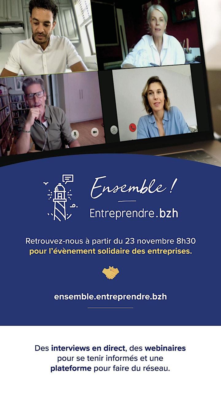 Ensemble ! Entreprendre.bzh image