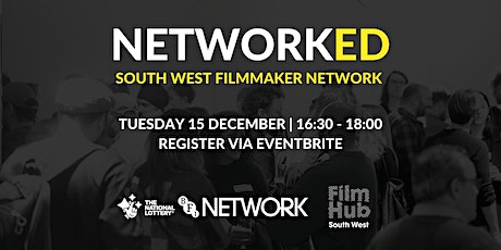 NETWORKED: BFI NETWORK South West Networking Event tickets