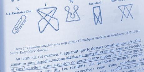 """Webinaire : Lectures de """"Fabriquer des actes d'Etat"""" de Jean-Marc Weller billets"""