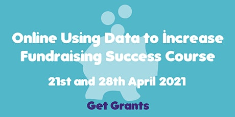 Online Using Data to Increase Fundraising Success Course tickets