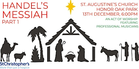 Handel's Messiah - Part One tickets