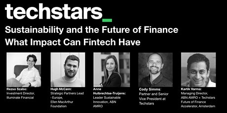 Sustainability and the Future of Finance - What Impact Can Fintech Have tickets