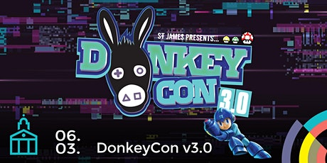 DonkeyCon v3.0 tickets