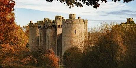Timed car parking at Bodiam Castle ( 30 Nov - 6 Dec) tickets