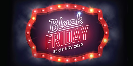 Black Friday Promotions at City Square Mall tickets