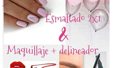 Beauty Pack Day: Uñas + Make up