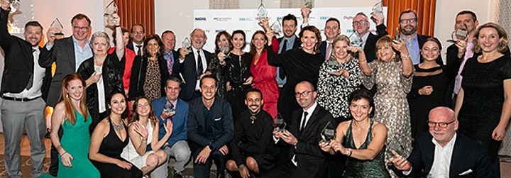 Content Innovation Awards 2020 image