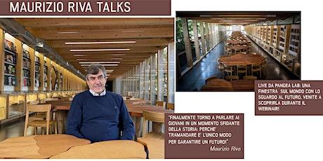 Maurizio Riva Talks - EP.2 I miei progetti biglietti
