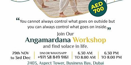 Angamardana Workshop tickets