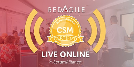 CERTIFIED SCRUM MASTER® (CSM® ) | 06-07 FEBRUARY | Australian Course Online tickets